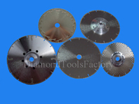 Electroplated Disc